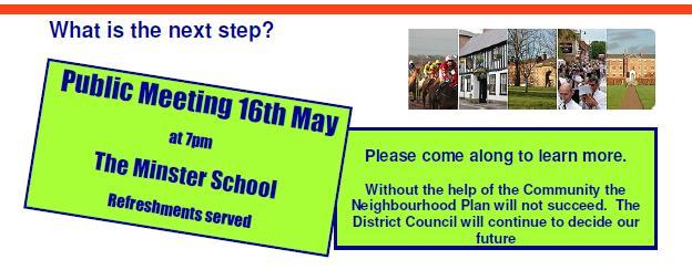 Neighbourhood Plan Meeting